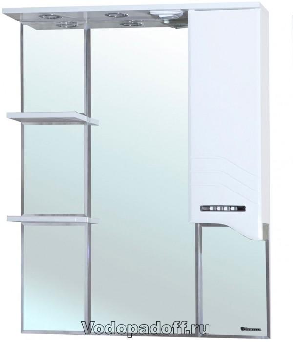 Зеркало-шкаф Bellezza Дрея 75