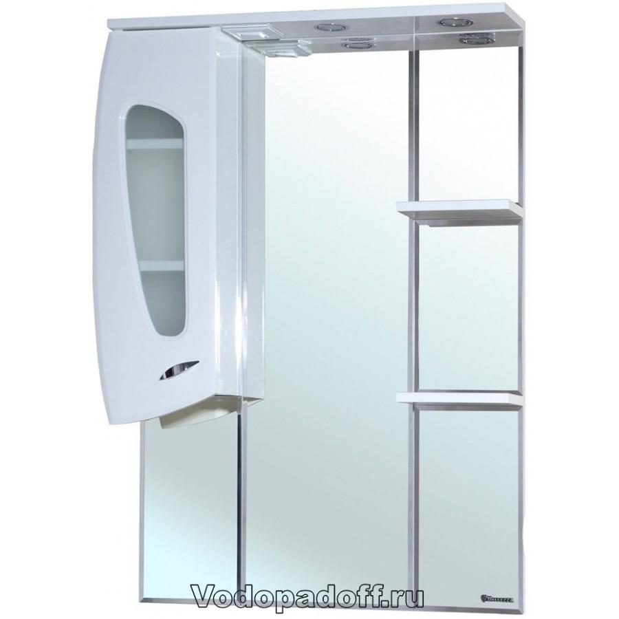 Зеркало-шкаф Bellezza Лола 75