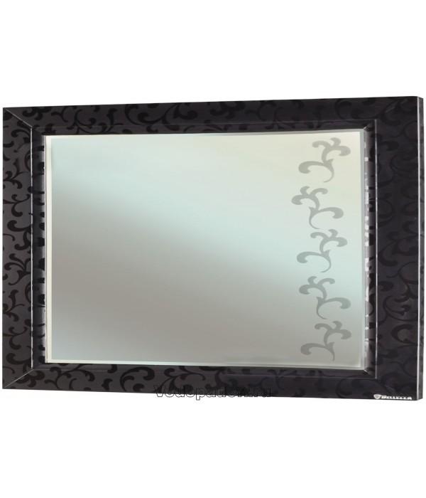 Зеркало Bellezza Маргарита 105, черный
