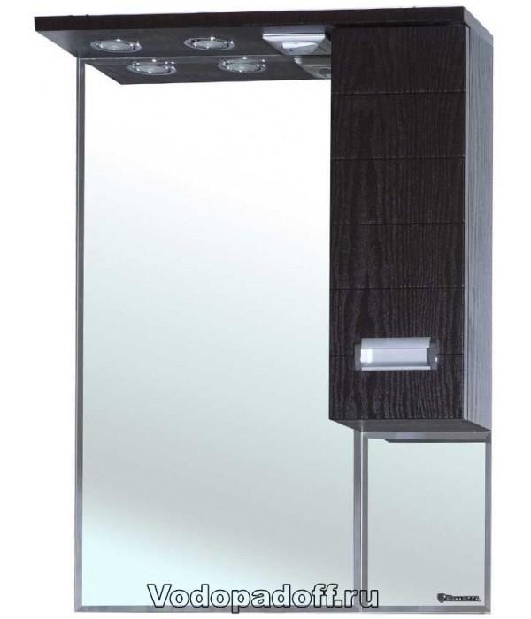 Зеркало-шкаф Bellezza Сиена 60 венге