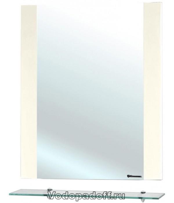 Зеркало Bellezza Рокко 60, бежевый