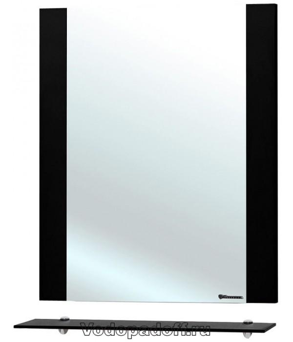 Зеркало Bellezza Рокко 60, черный