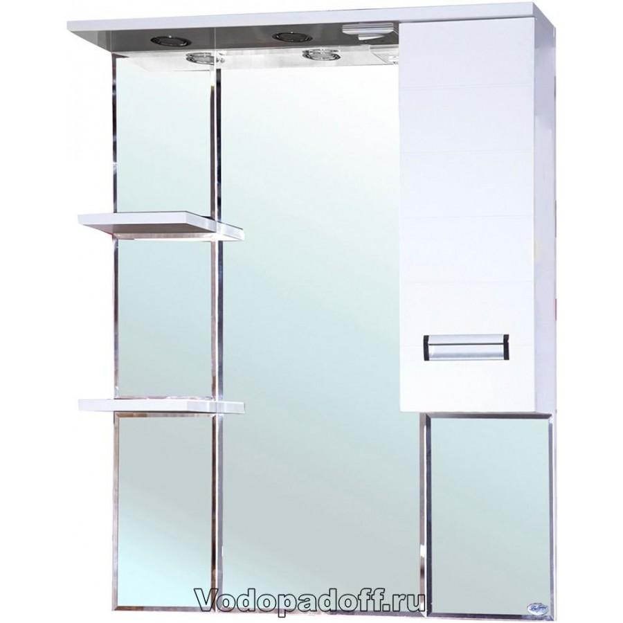 Зеркало-шкаф Bellezza Сиена 80
