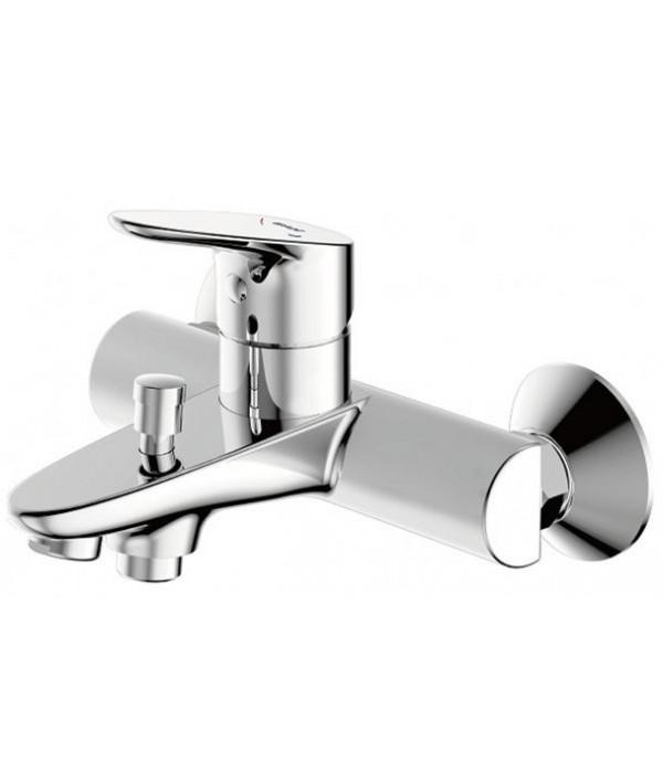 Смеситель Bravat Duo F64898C-01A для ванны