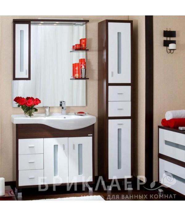 Комплект мебели Бриклаер Бали 90 правая