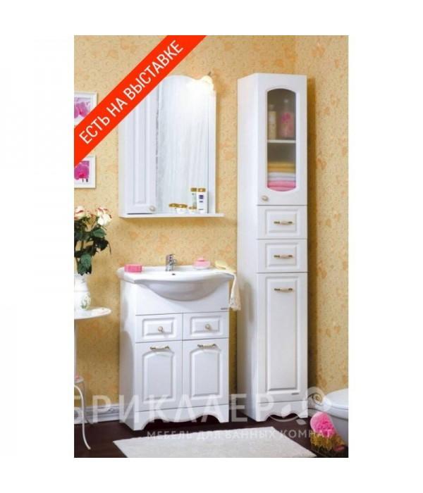 Комплект мебели Бриклаер Анна 60, белый