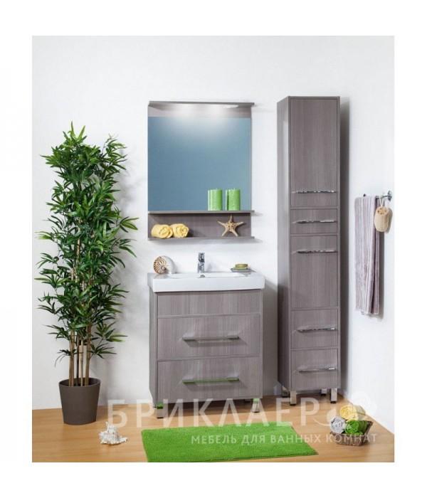 Комплект мебели Бриклаер Чили 70, серая лиственница