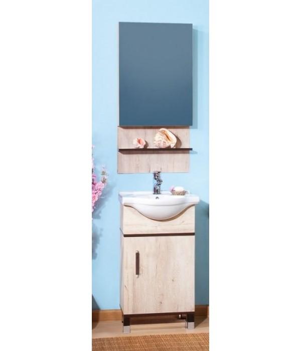 Комплект мебели Бриклаер Карибы 50 дуб кантри-венге