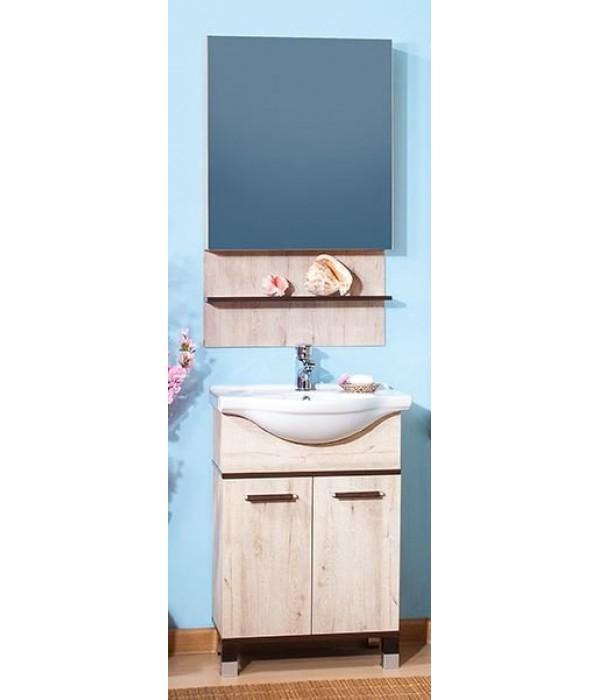 Комплект мебели Бриклаер Карибы 60 Дуб кантри-венге
