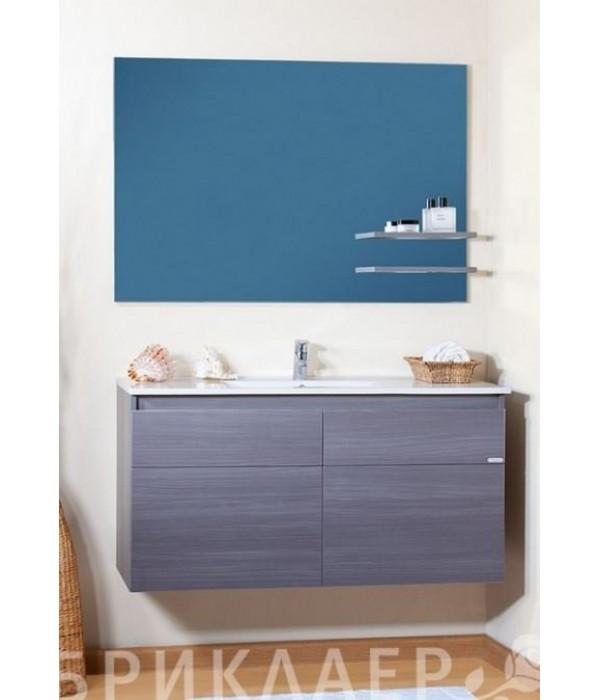 Комплект мебели Бриклаер Мадрид 110, серый