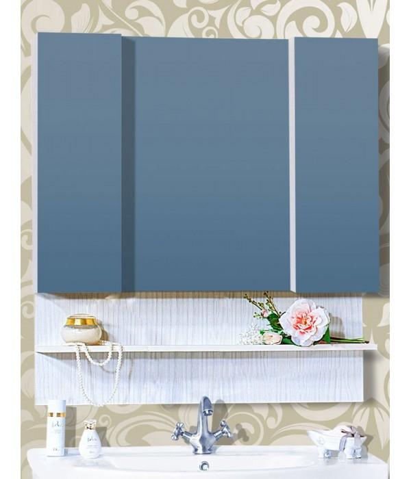 Зеркало Бриклаер Карибы 100 светлая лиственница