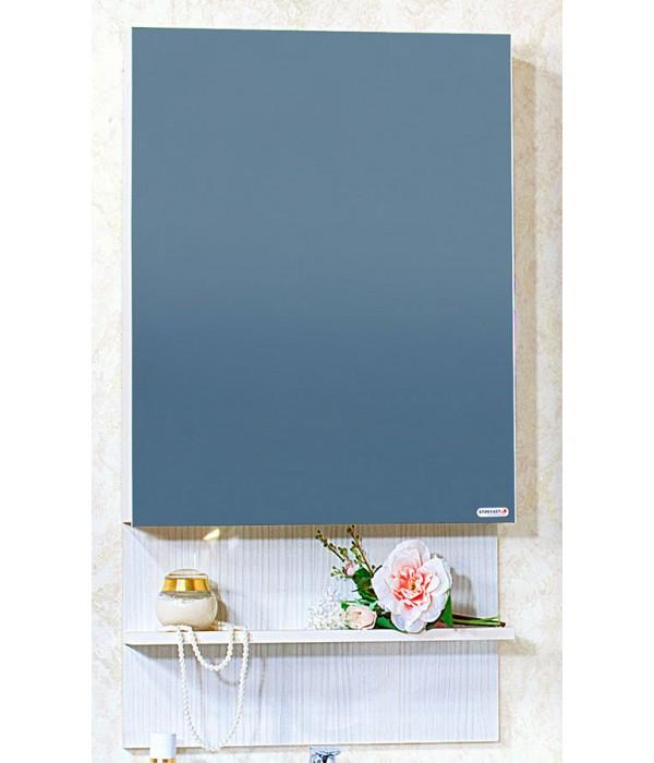 Зеркало Бриклаер Карибы 50 светлая лиственница