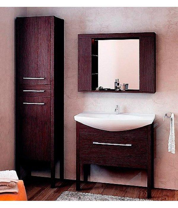Комплект мебели EcoGreen Эллис 85, венге