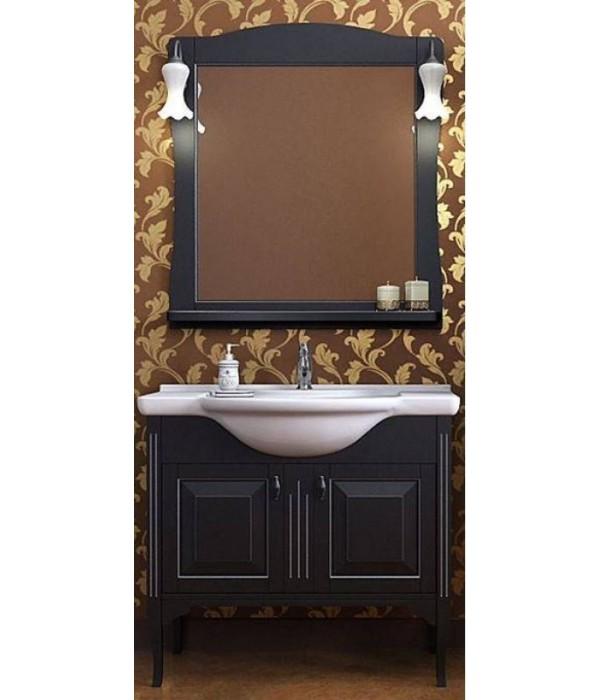 Комплект мебели Grace Спиро 85, черный