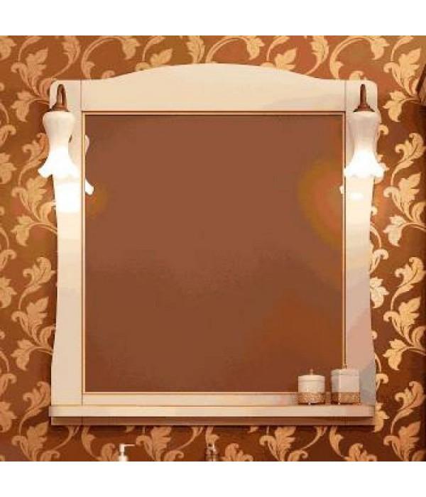 Зеркало Grace  Спиро 85, бежевый