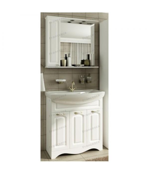 Комплект мебели Francesca Империя 80 с 3 дверцами