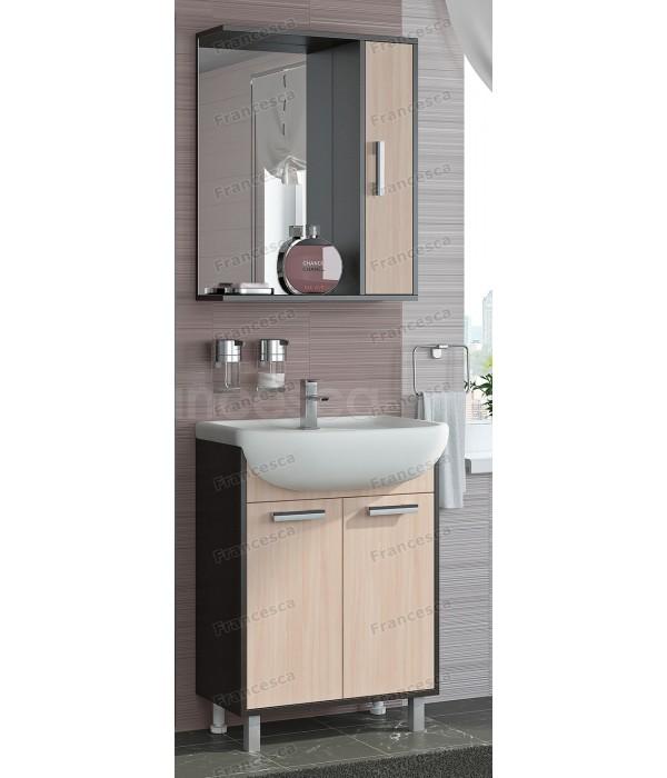 Комплект мебели Francesca Eco 60 дуб-венге