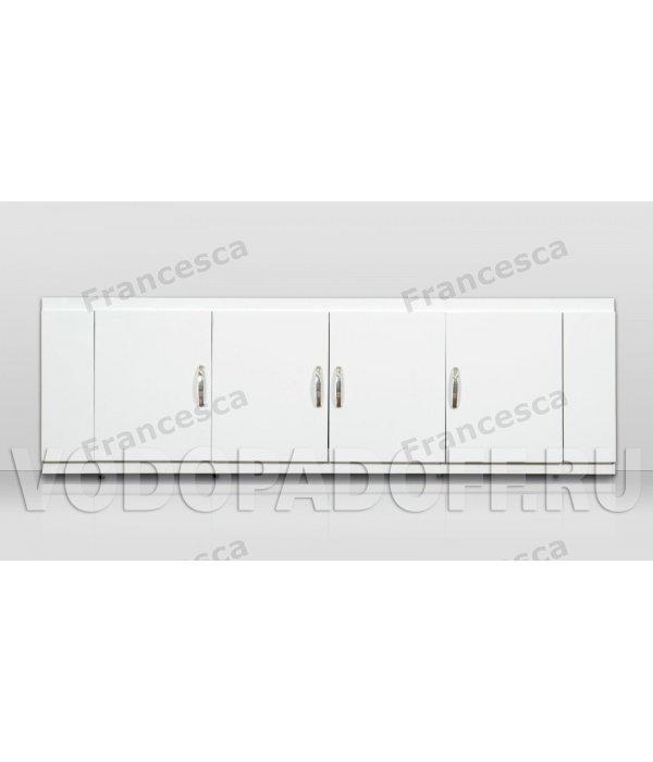 Экран под ванну Francesca 160 см МДФ с дверцами