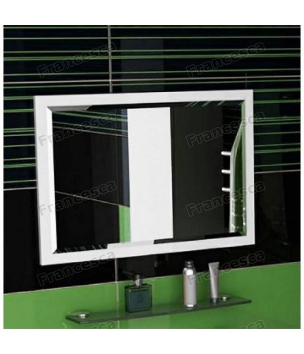 Зеркало Francesca Милана 65 белое