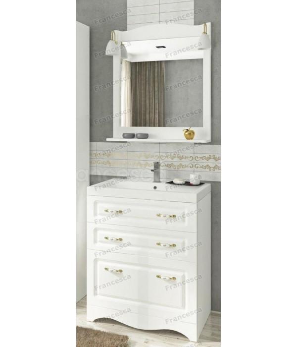 Комплект мебели Francesca Империя Н 70 белый