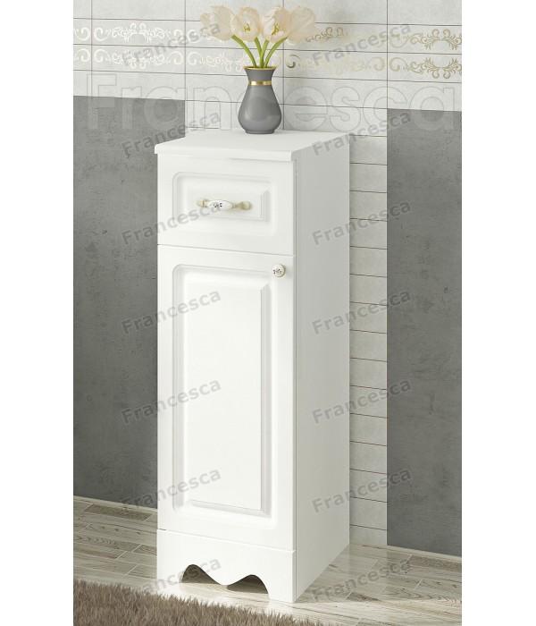 Тумба напольная  Francesca Империя 30 белый