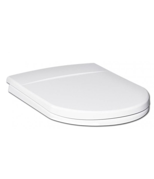 Крышка-сиденье Gustavsberg Logic белая, с микролифтом 9M11S101