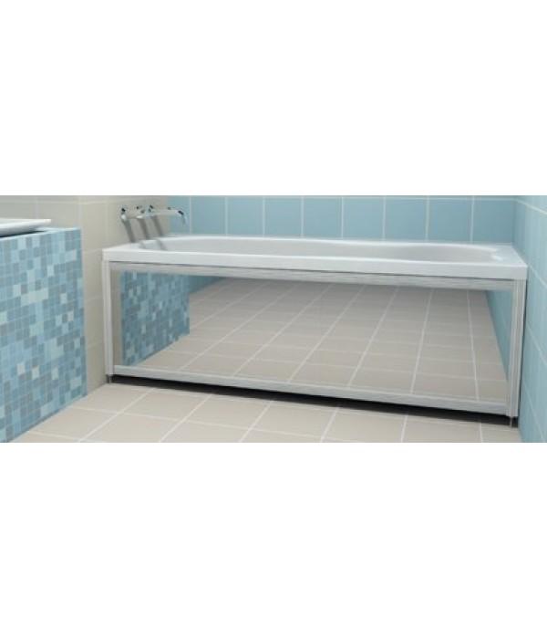 Зеркальный экран под ванну Francesca Premium размер на заказ изготовление 1-2 дня