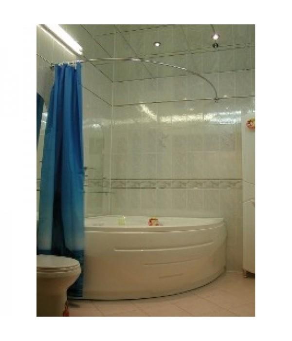 Карниз для ванны Дугой 140*140см