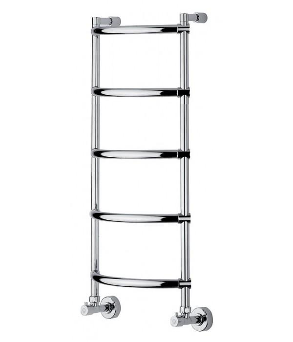 Полотенцесушитель водяной Margaroli Luna 432-5 (4323605CR)