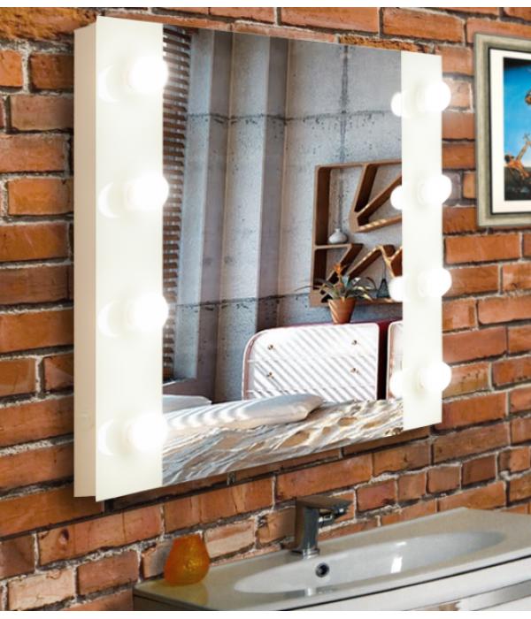 Зеркало Niagara Этюд гримерное (без ламп и сенсора)