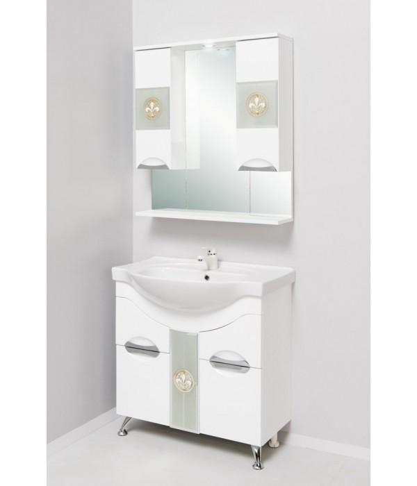 Комплект мебели 105 13.24, белый