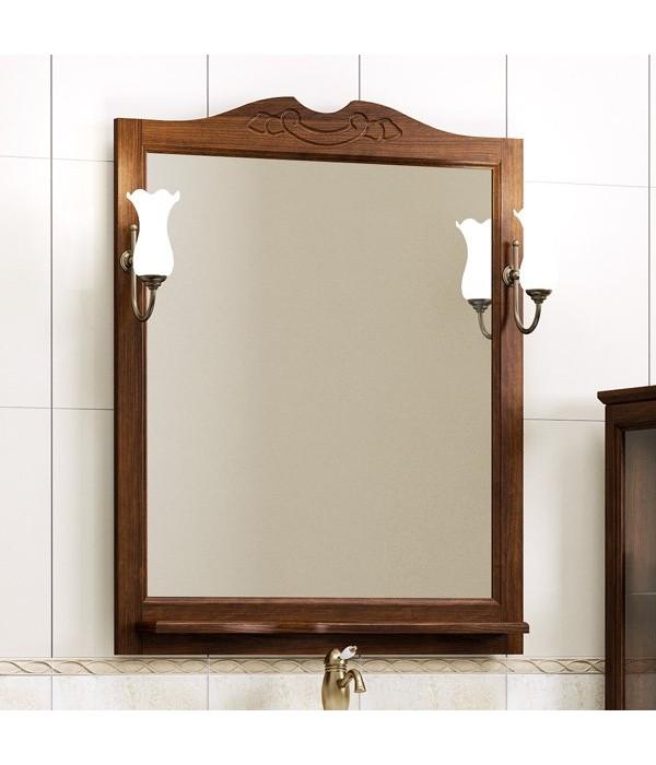 Зеркало Opadiris Клио 70, орех антикварный