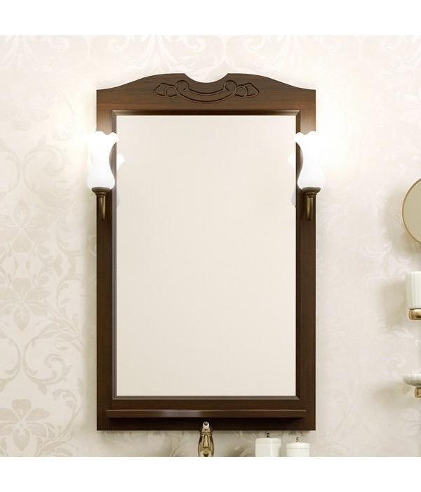 Зеркало Opadiris Клио 65, орех антикварный