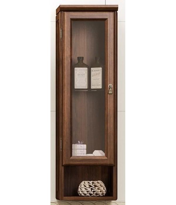 Шкаф навесной Opadiris Клио 30, орех антикварный
