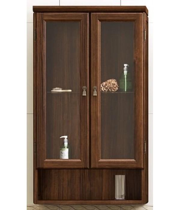 Шкаф навесной Opadiris Клио 60, орех антикварный