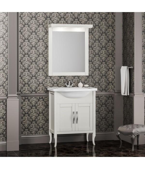 Комплект мебели Opadiris Мираж 65 слоновая кость