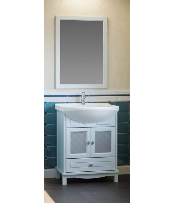 Комплект мебели Opadiris Омега 65, голубой