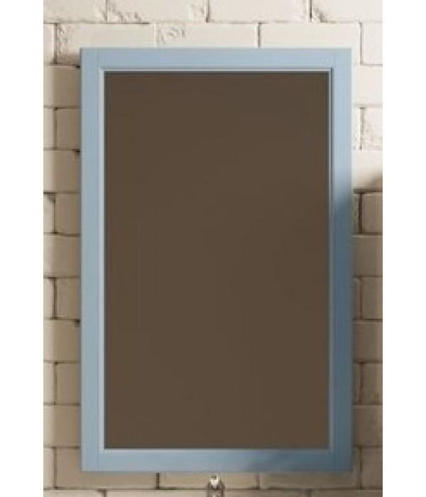 Зеркало Opadiris Омега 55, голубой