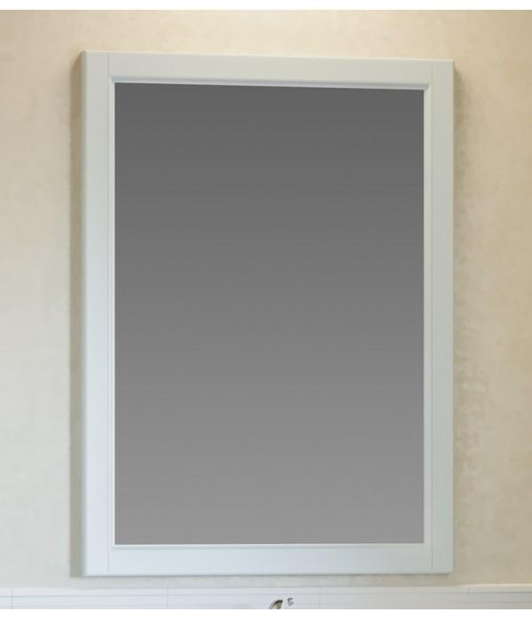 Зеркало Opadiris Омега 65, голубой