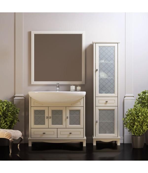Комплект мебели Opadiris Омега 90, бежевый
