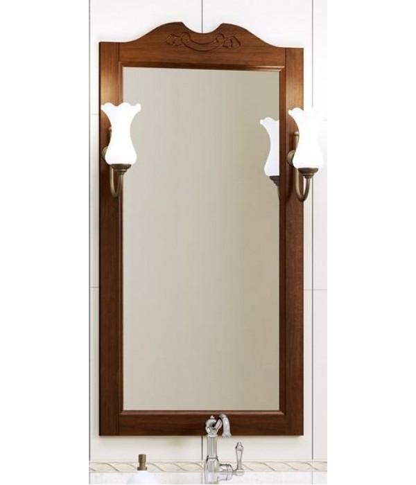 Зеркало Opadiris Клио 50, орех антикварный