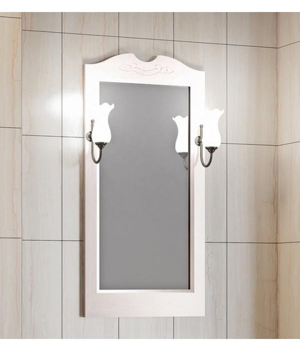 Зеркало Opadiris Клио 50, беленый бук