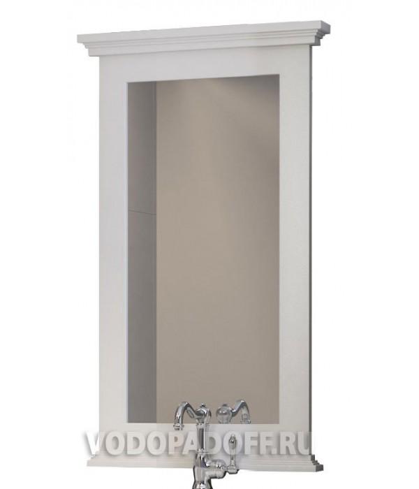 Зеркало Opadiris Палермо 50, белый матовый