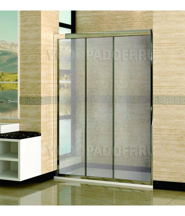 Душевая дверь RGW CL-11 140x185 раздвижная стекло шиншилла