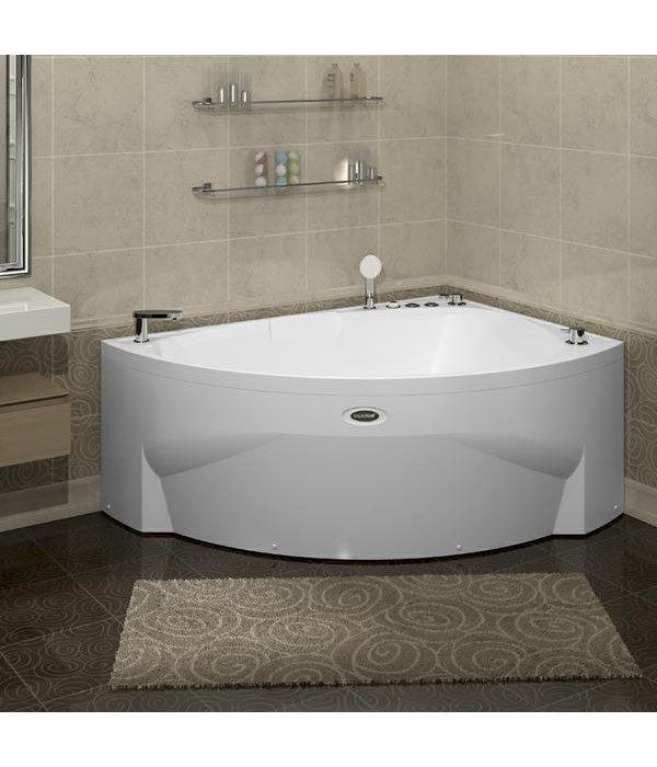 Акриловая ванна RADOMIR Астория с возможностью установки гидромассажа
