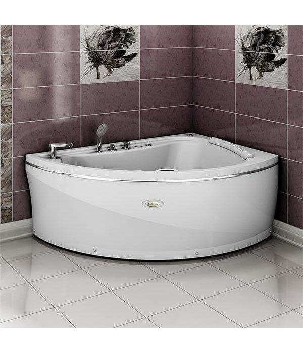 Акриловая ванна RADOMIR Альбена с возможностью установки гидромассажа
