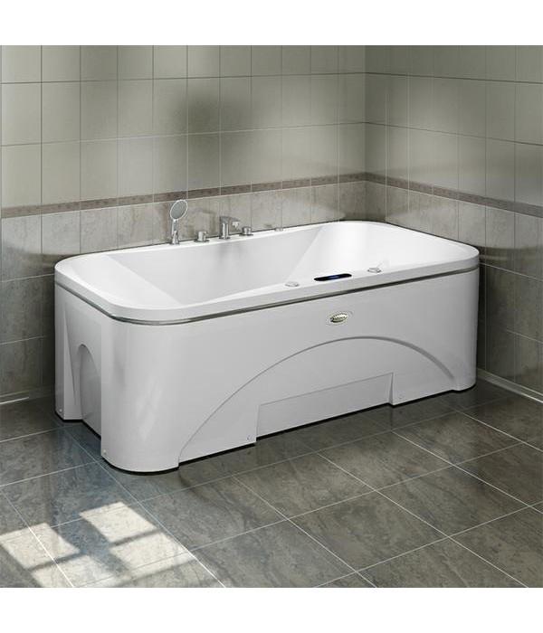 Акриловая ванна RADOMIR Лион с возможностью установки гидромассажа