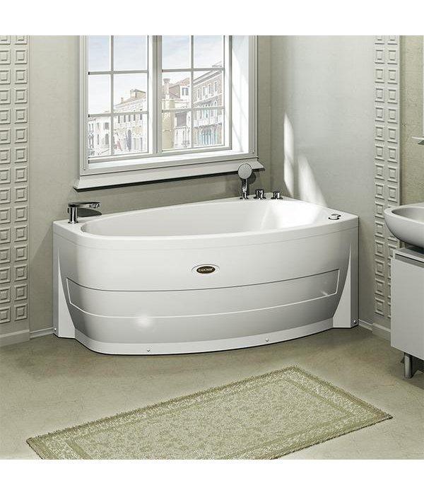 Акриловая ванна RADOMIR Орсини с возможностью установки гидромассажа