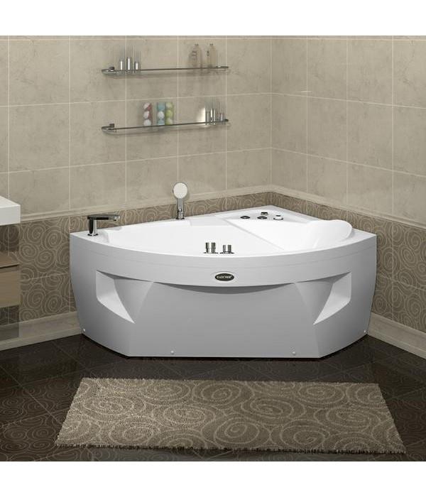 Акриловая ванна RADOMIR Фиеста с возможностью установки гидромассажа