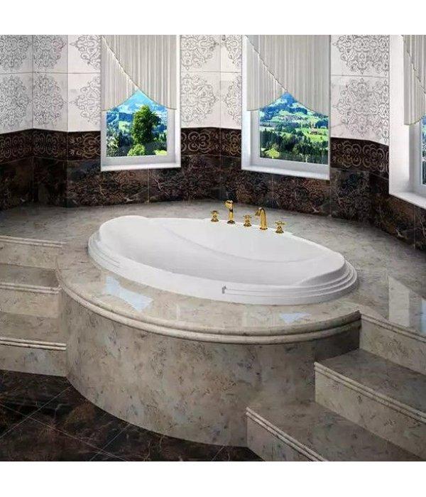 Акриловая ванна RADOMIR Гранада
